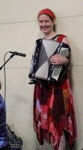 musician - accordian fairie